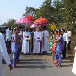 The Opening Procession