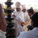 The lighting of the Lamp