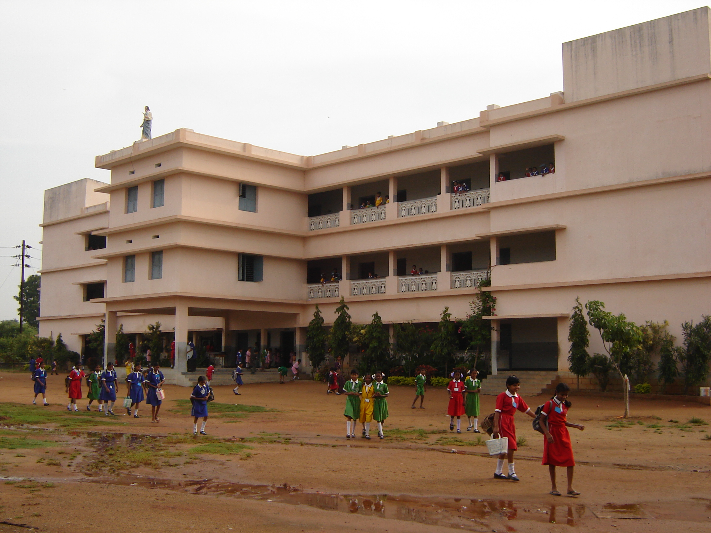 St. Joseph's High School, Aliabad