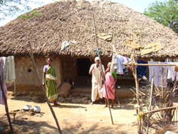Donate a House for a poor family