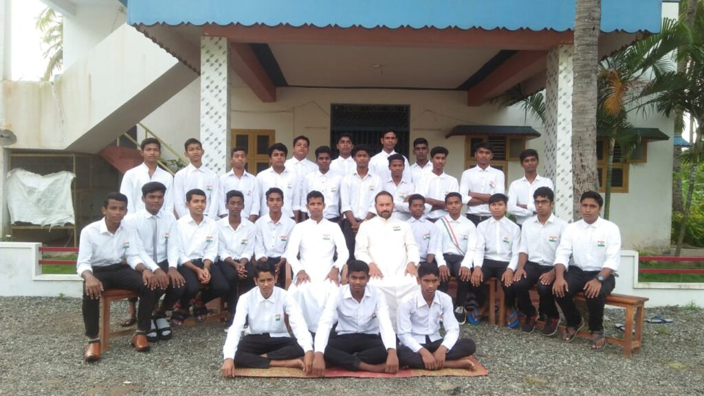 Holy Spirit Minor Seminary, Kozhinjampara