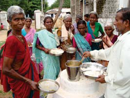 St. Joseph's Soup Kitchen, Ponugodu